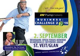 Pumpmakers Business Challenge 2016