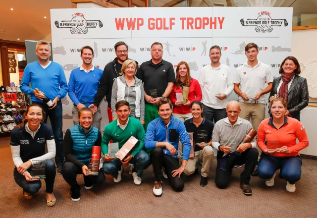 WWP & friends Golfturnier 2016