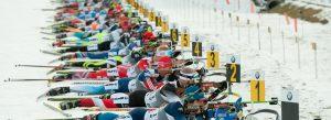 Biathlon: Querschüsse in einer weißen Idylle