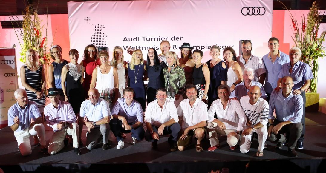 Audi Turnier der Weltmeister und Olympiasieger