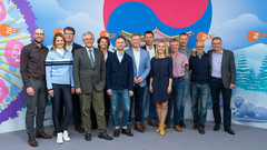Pressetermin ZDF-Sport