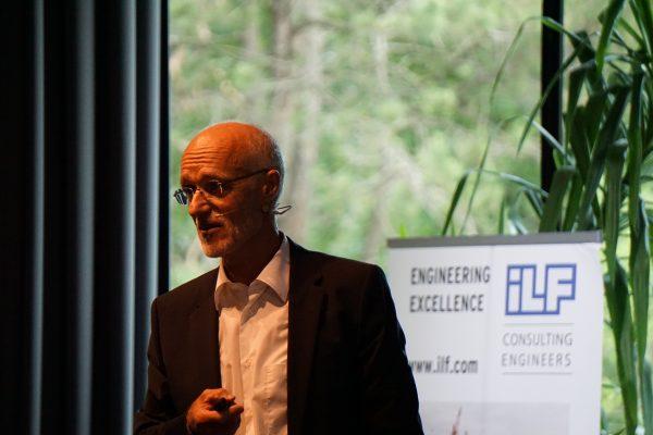 Vortrag für ILF Group Holding GmbH in Igls
