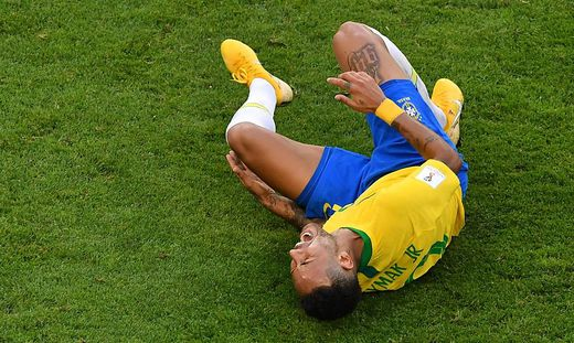Neymars Instinkt