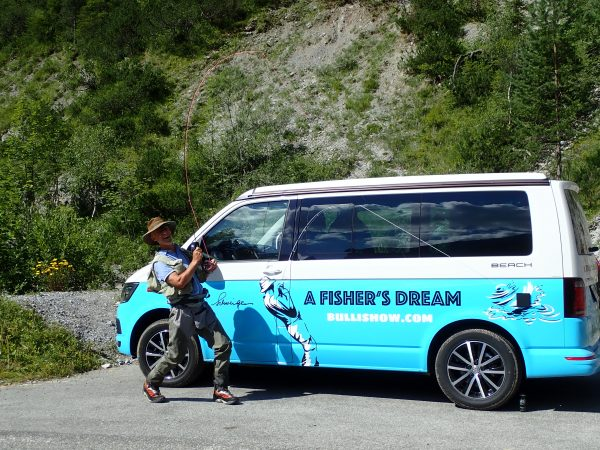 """""""A fisher´s dream!"""""""