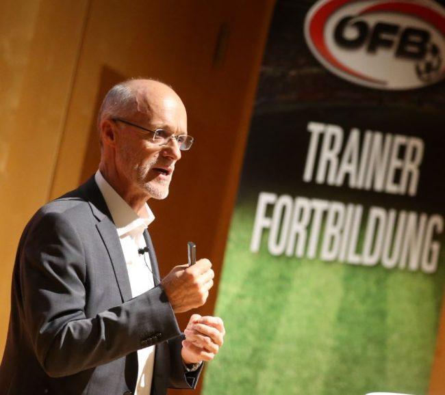 ÖFB-Trainerfortbildung