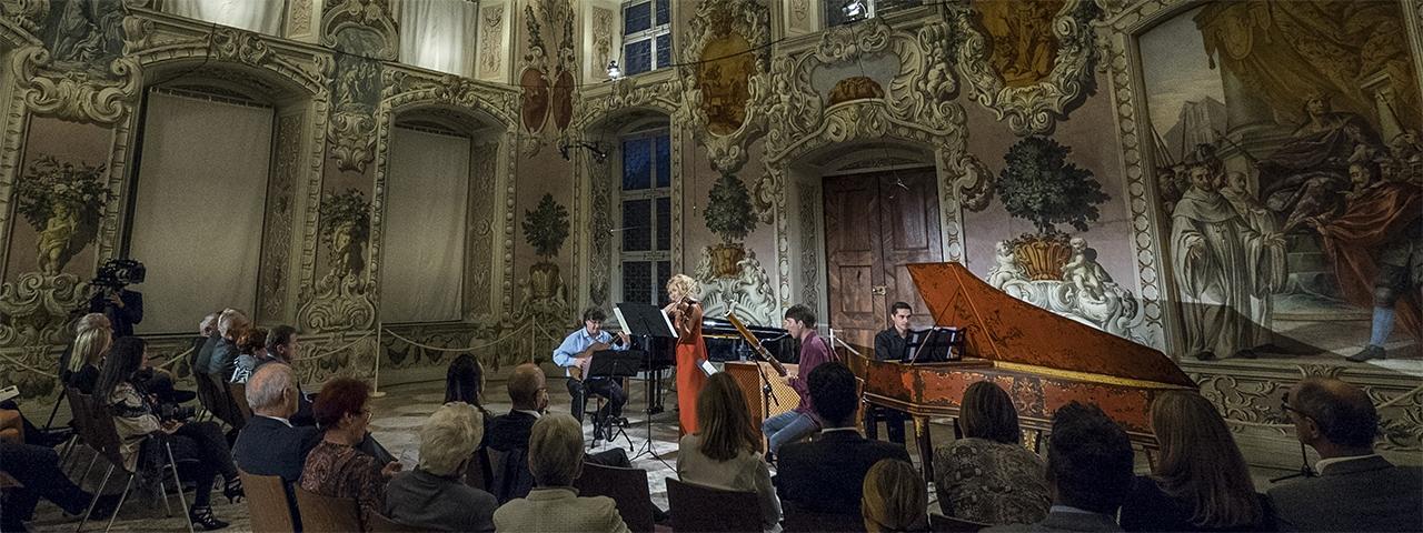 Obertöne Kammermusiktage 2019