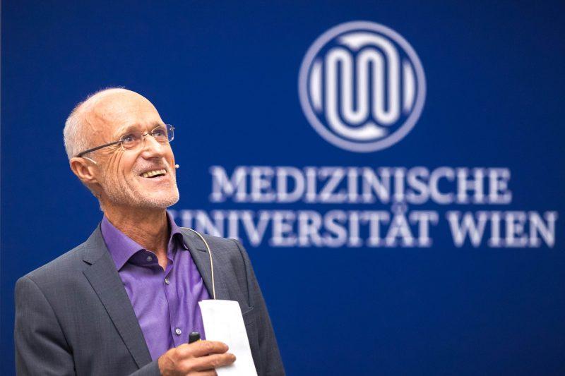Vortrag an der neuen MED-UNI in Wien