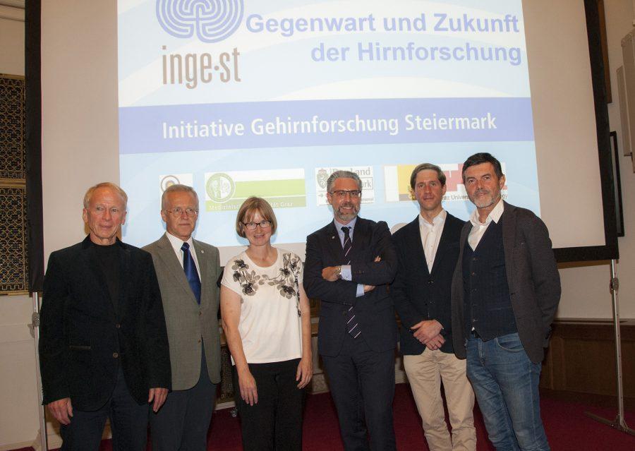 Vortrag von Hubert Neuper beim Symposium der INGE St. 2019