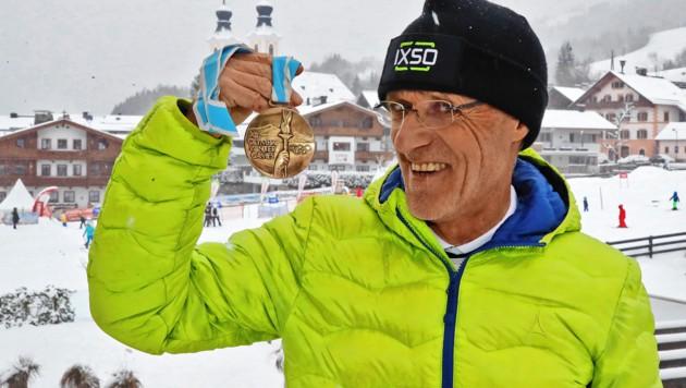 40 Jahre Olympisches Gold