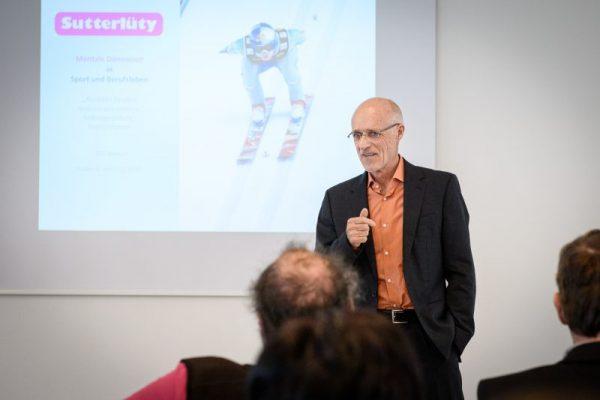 Führungskräftetagung der Firma Sutterlüty Handels GmbH