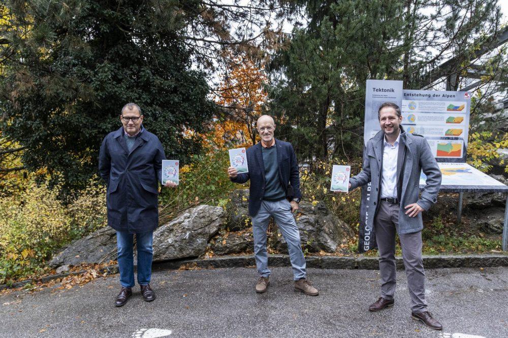Buchpräsentation im Alpenzoo Innsbruck