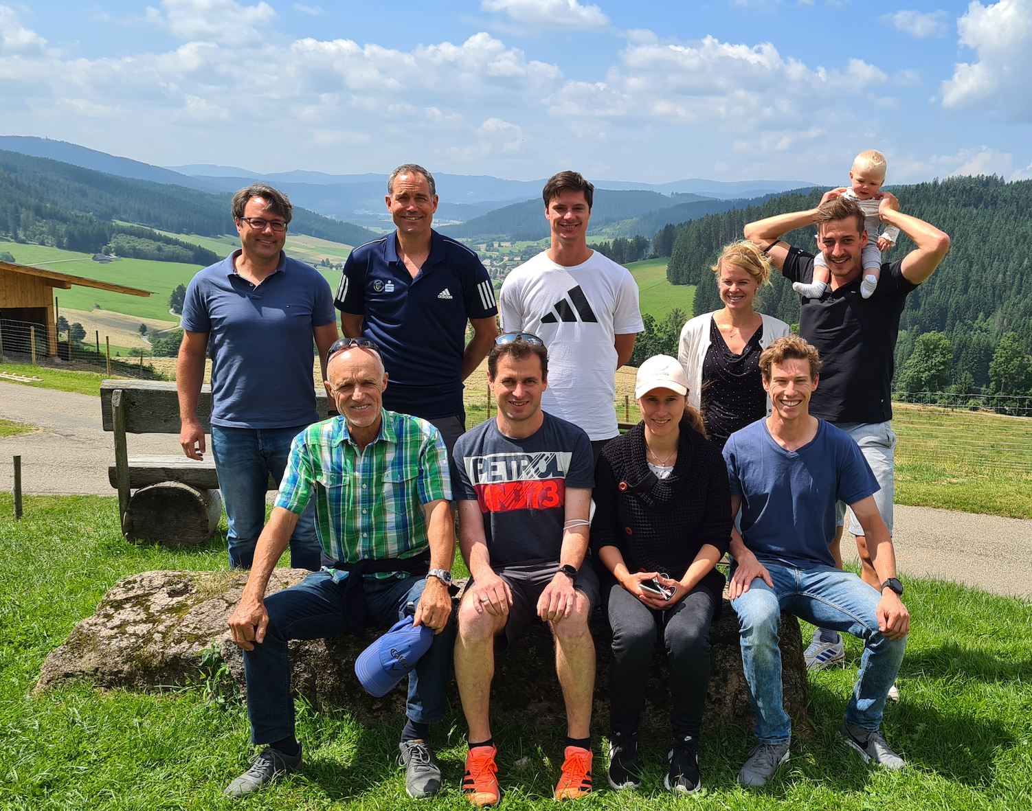 Workshop beim Landessportverband Baden-Württemberg